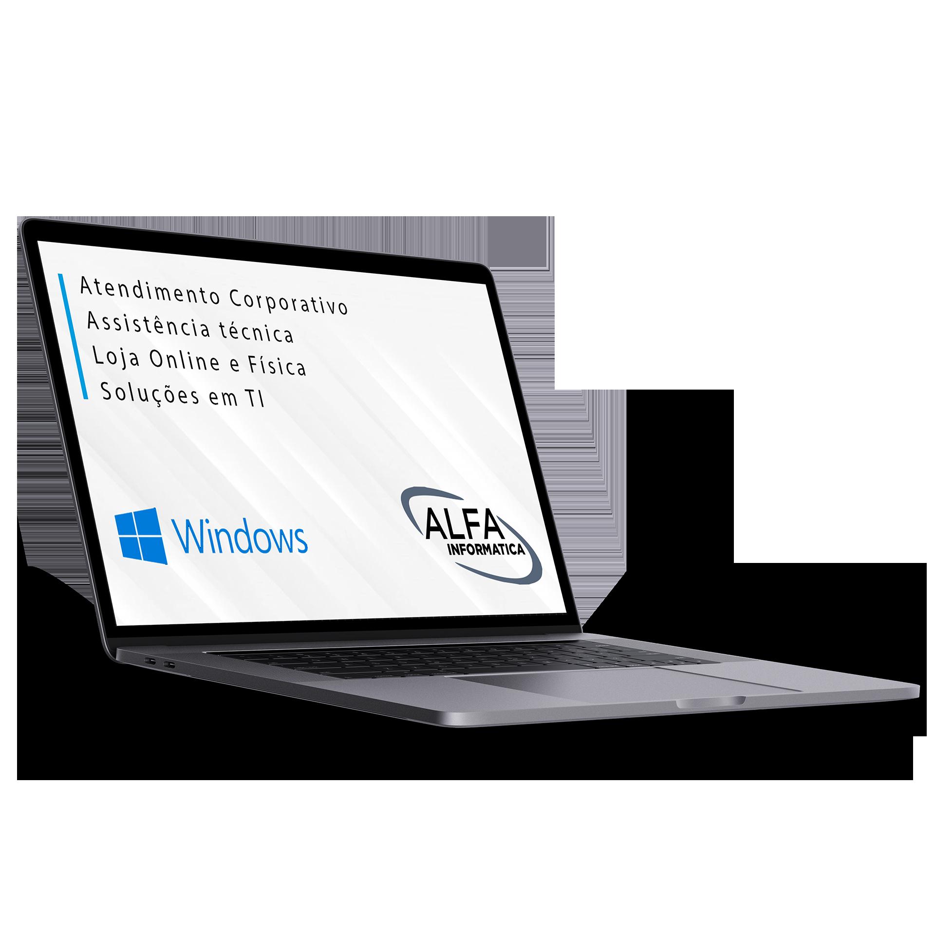 notebook Alfa informática 3